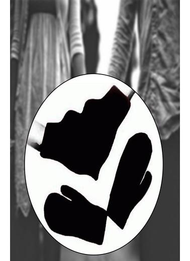 Polar Sevgili Eldivenleri Siyah-Practika